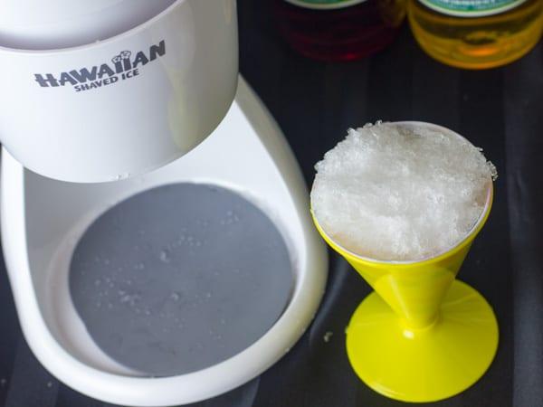 Hawaiian Shaved Ice Machine-8