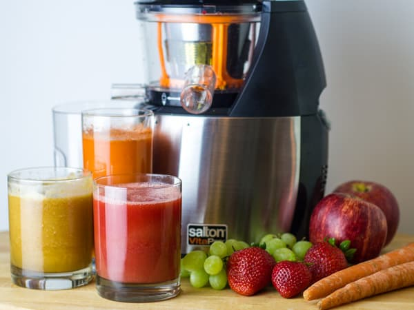 Salton VitaPro Juicer Product Review-11