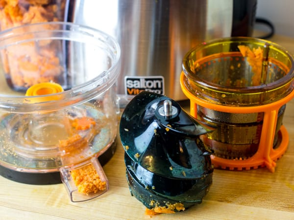 Salton VitaPro Juicer Product Review-5