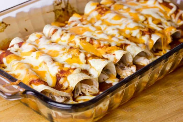 Chicken Enchilada Casserole Recipe