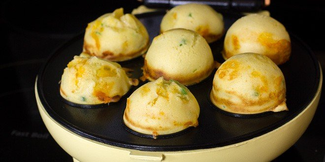 cheddar jalapeno cornbread cake pop recipe. Black Bedroom Furniture Sets. Home Design Ideas