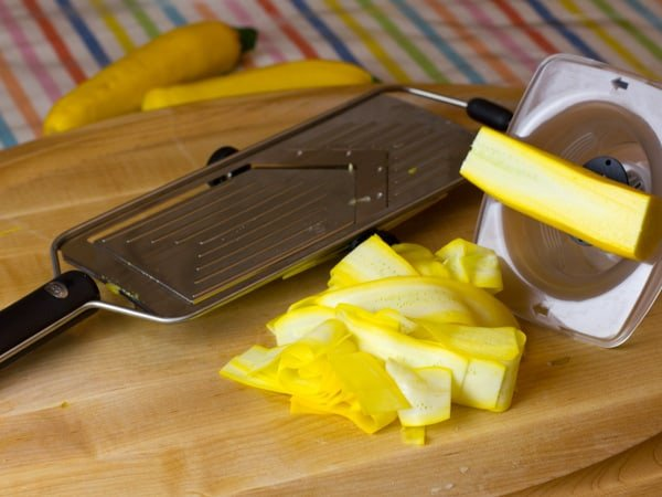 Sauteed Yellow Squash Ribbons-3