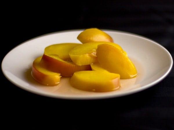 Sous Vide Peaches-5