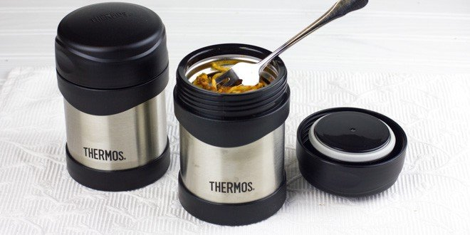 Thermos Food Jar Review and Giveaway
