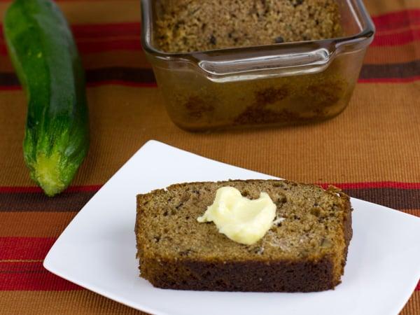 Zucchini Bread-5