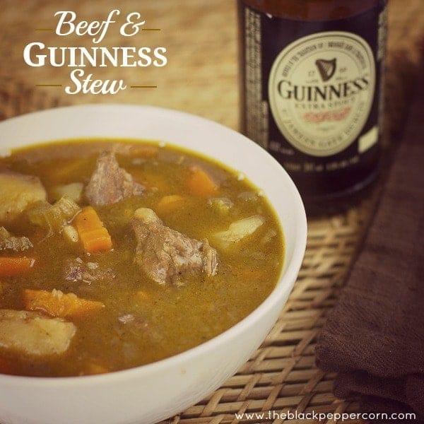 Beef and Guinness Stew- text