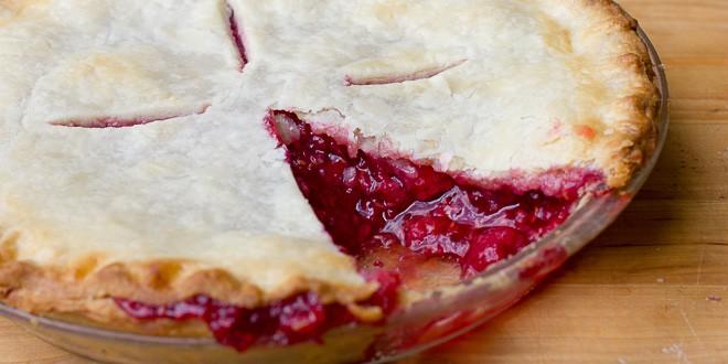 Classic Raspberry Pie Recipe - Easy Homemade Pie