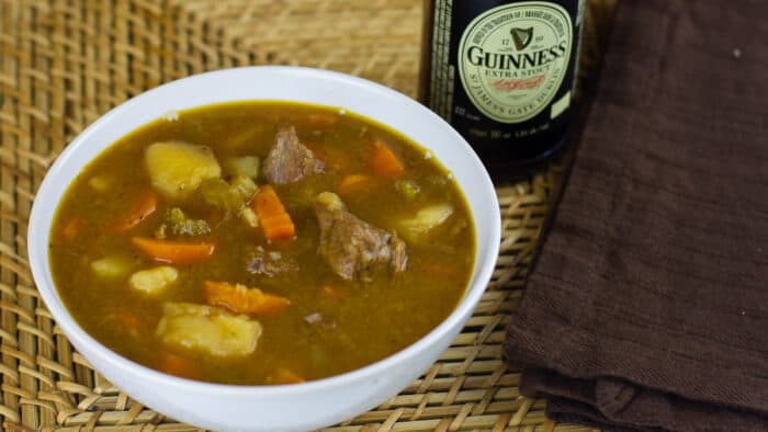 Beef And Guinness Stew Recipe Oven Pressure Cooker Or Crock Pot