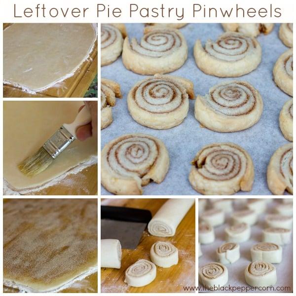 Leftover Pie Pastry Pinwheels Pinterest 3