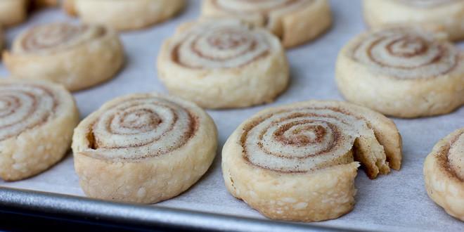 Pie Pastry Pinwheels