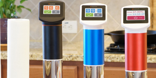 Anova Sous Vide Immersion Circulator Product Review