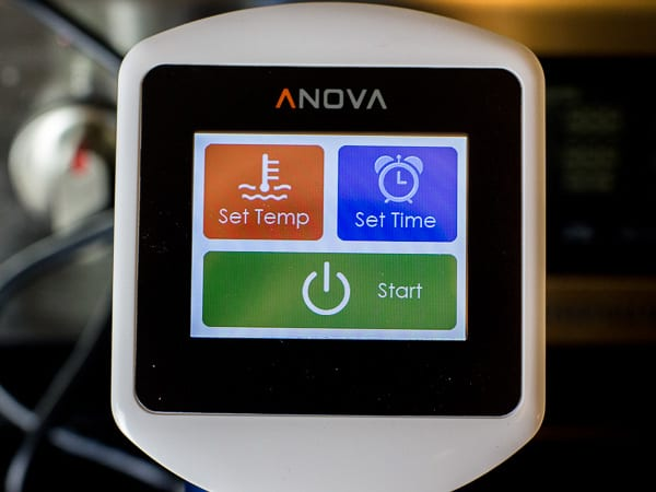 Anova Sous Vide Circulator-8