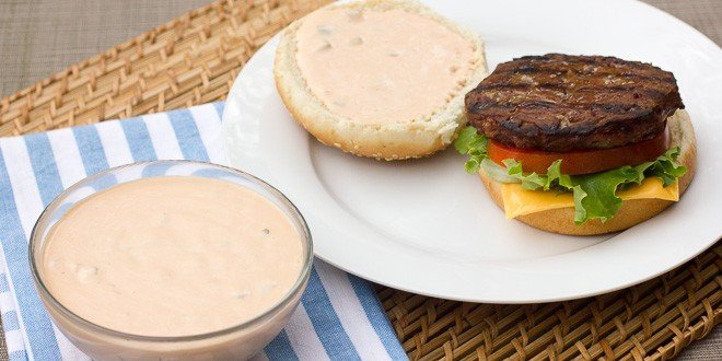 Big Mac Secret Sauce Copycat Recipe