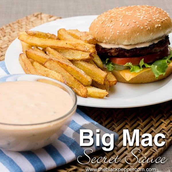 Big Mac Secret Sauce Copycat Recipe-8
