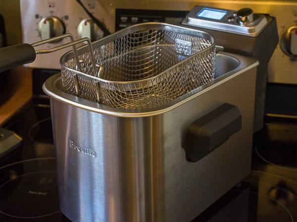 Breville Smart Fryer Deep Fryer-3