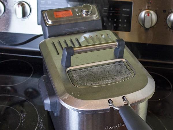 Breville Smart Fryer Deep Fryer-7