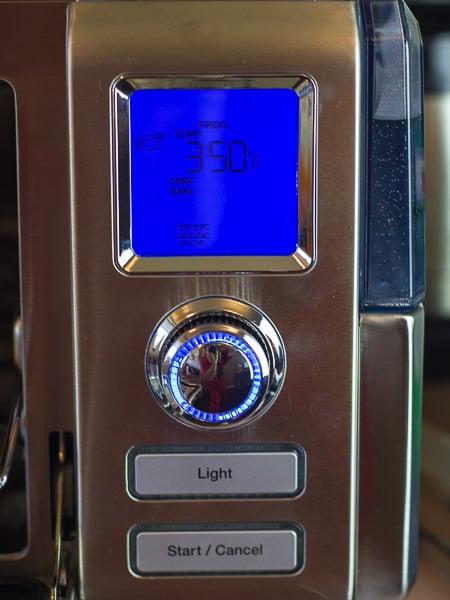 Cuisinart Combo Steam Oven-16
