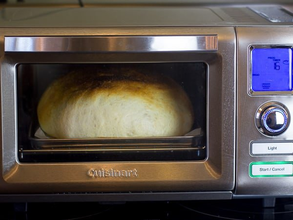 My Everyday Bread In The Cuisinart Combo Steam And Convection Oven Fresh Loaf