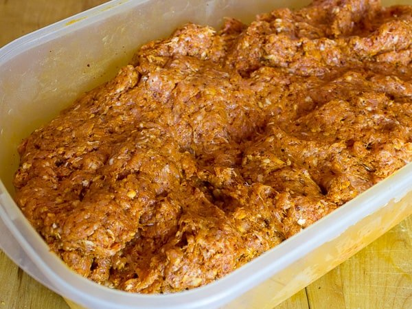 How to make Chorizo Sausage-7