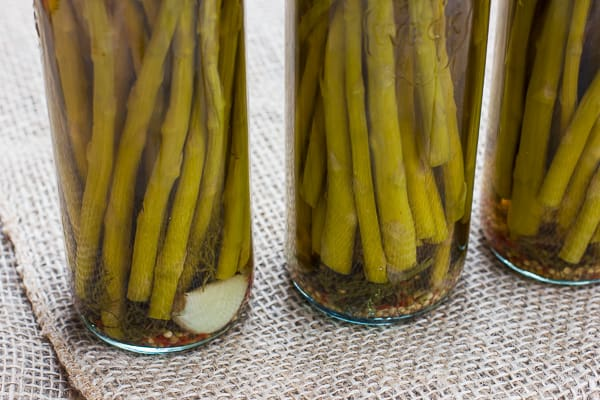 Pickled Asparagus-2