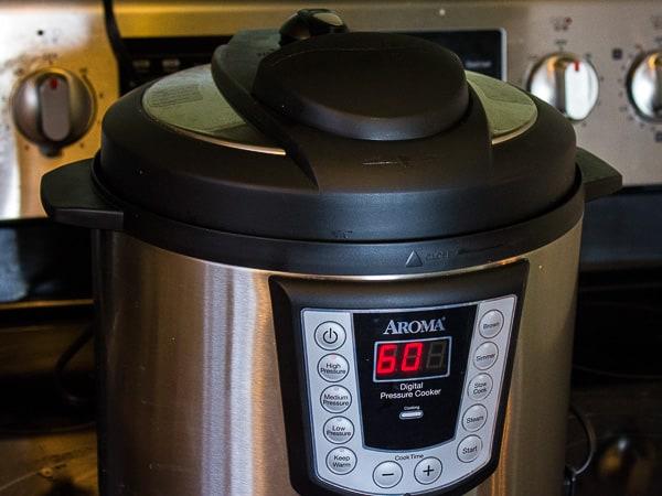 Aroma Pressure Cooker-14