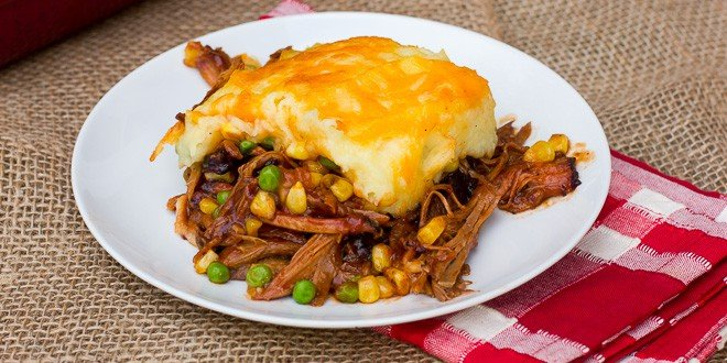 Pulled Pork Shepherds Pie-6
