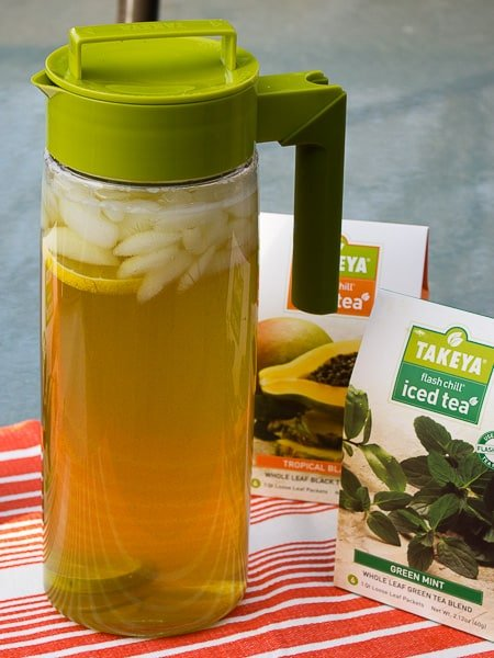 Takeya Flash Chill Iced Tea Maker Product Review-7