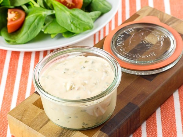 How to make homemade thousand Island Salad Dressing