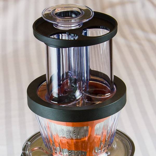 Moulinex Infiny Press Revolution Juicer Product Review-10