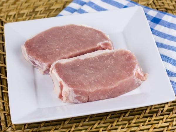 Sous Vide Pork Chops