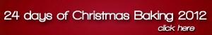 Christmas Baking 2012