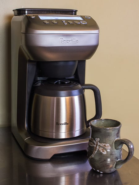 Breville YouBrew 12-Cup Drip Coffee Maker Product Review-10