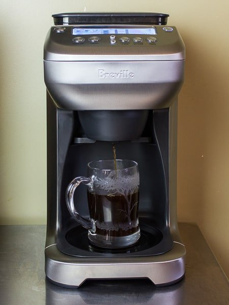 Breville YouBrew 12-Cup Drip Coffee Maker Product Review-11