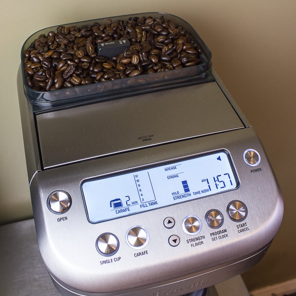 Breville YouBrew 12-Cup Drip Coffee Maker Product Review-13