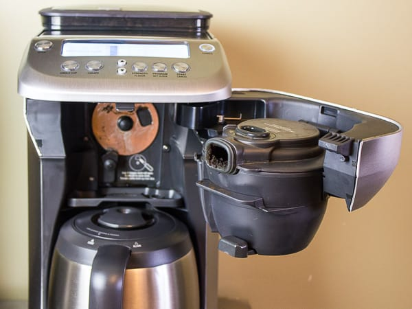 Breville YouBrew 12-Cup Drip Coffee Maker Product Review-15