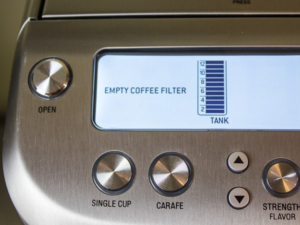 Breville YouBrew 12-Cup Drip Coffee Maker Product Review-5