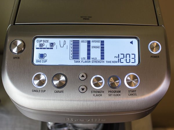 Breville YouBrew 12-Cup Drip Coffee Maker Product Review-9