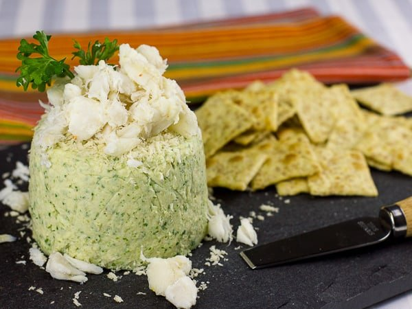 Crab and Quality Cheese Ricotta mousse-2