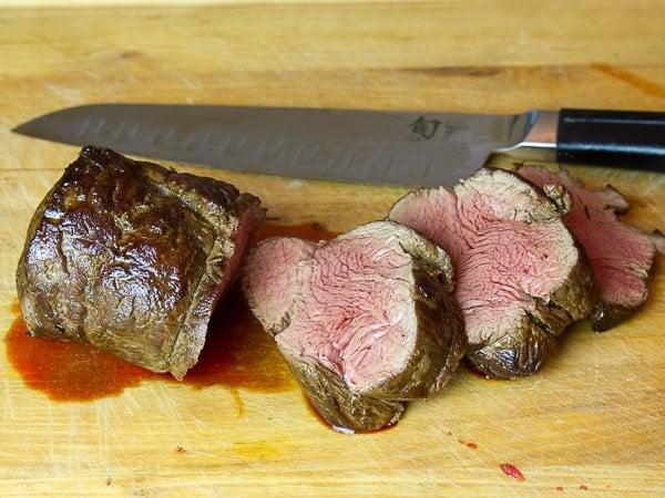 How to Sous Vide Beef Tenderloin