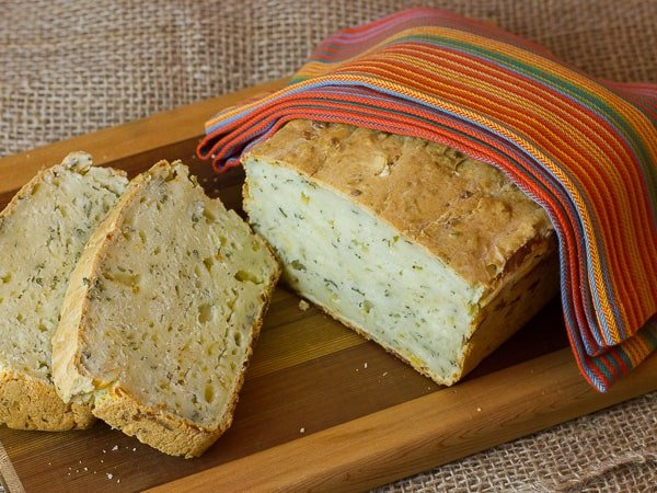 Italian Cheese and Parsley Bread-2