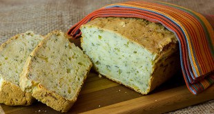 Italian Cheese and Parsley Bread