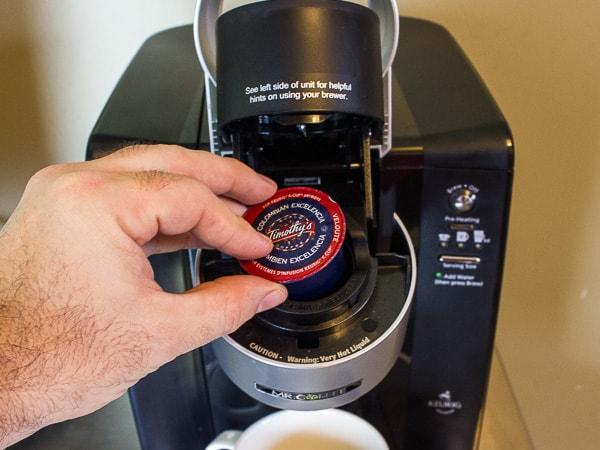 Mr Coffee Keurig Single Cup Brewing System K Cup-6