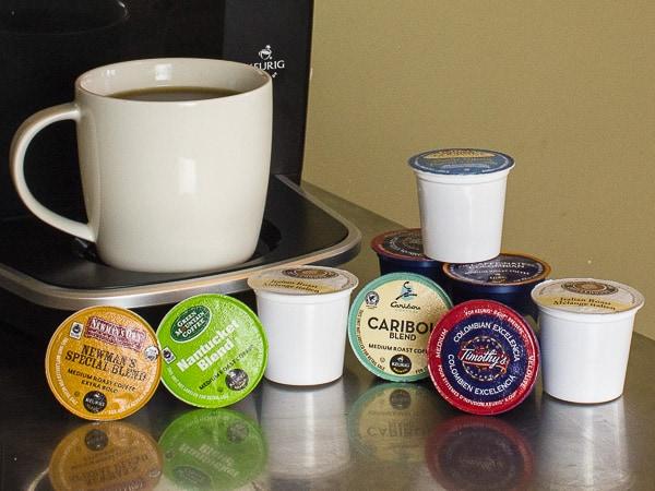 Mr Coffee Keurig Single Cup Brewing System K Cup-9