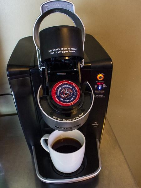 Mr Coffee Keurig Single Cup Brewing System K Cup