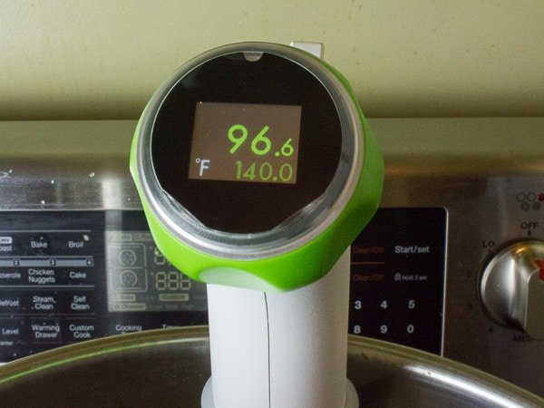 Nomiku Sous Vide Immersion Circulator Product Review-7