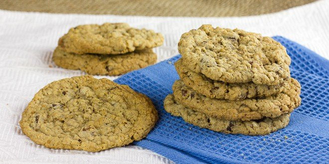 cookies i oatmeal chocolate chip cookies iii oatmeal chocolate chip ...
