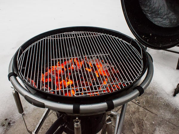 Rosle 24 Inch Charcoal Grill Product Review-26