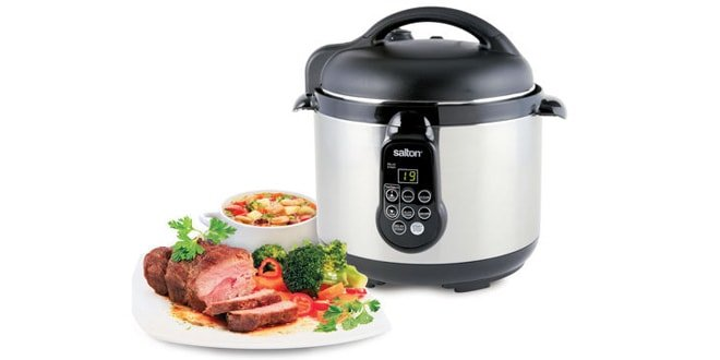 Salton 5 in 1 Electric Pressure Cooker Product Review