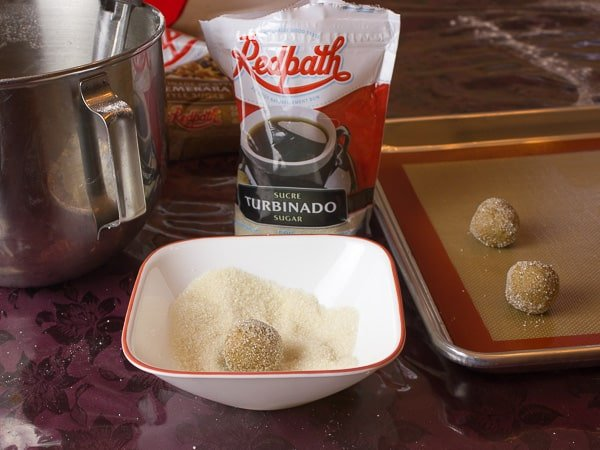 Spice Cake Cookies with Redpath Sugar Giveaway-2