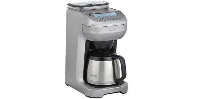 Breville YouBrew 12-Cup Drip Coffee Maker Product Review